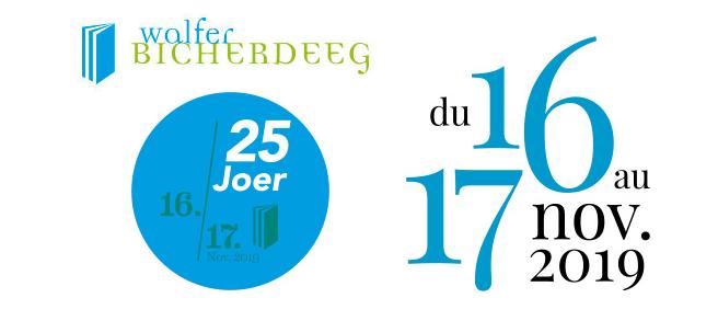 Salon du Livre au Luxembourg
